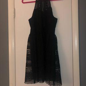 Francesca's black cute dress